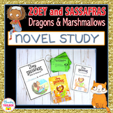 Zoey and Sassafras : Dragons & Marshmallows Novel Study Unit