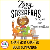 Zoey and Sassafras: Dragons and Marshmallows Book Companion