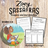 Zoey and Sassafras: Dragons and Marshmallows FREE Book Study