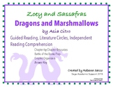 Zoey and Sassafras: Dragons and Marshmallows by Asia Citro Novel Guide