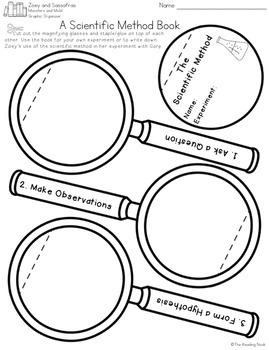 Zoey and Sassafras : FREE Scientific Method Book