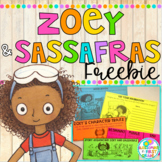 Zoey and Sassafras {FREEBIE}