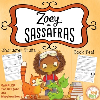 Zoey and Sassafras FREEBIE:  Dragons and Marshmallows