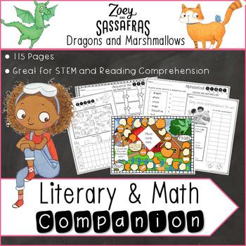 Zoey and Sassafras Literary and Math Companion