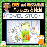 Zoey and Sassafras : Monsters & Mold Novel Study Unit
