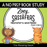 Zoey and Sassafras : Monsters and Mold Book Study