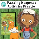Zoey and Sassafras: Monsters and Mold Reading Response Activities Freebie