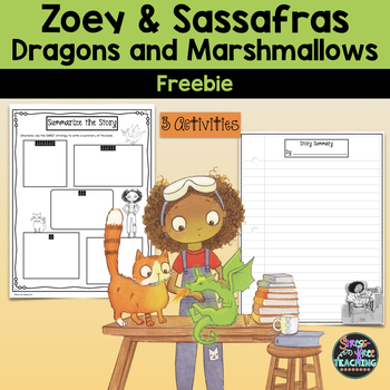 Zoey and Sassafras Reading Activities