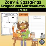 Zoey and Sassafras Reading Activities