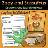 Zoey and Sassafras Science Journal and Safety Glasses