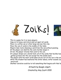 Zoiks! Scooby Doo Letter Recognition Practice Game