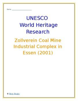 (ECONOMICS) Zollverein Coal Mine Industrial Complex in Essen Germany—RSCH Guide
