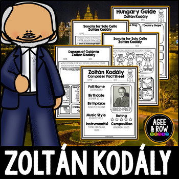 Zoltán Kodály Classical Listening, Hungary, December, Winter