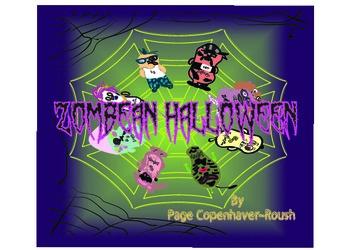 Zombean Halloween