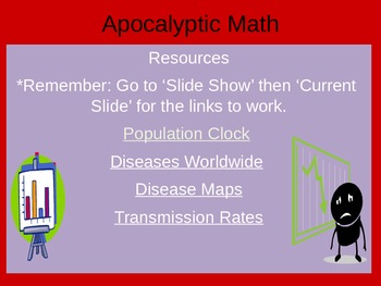 Zombie Apocalypse : A Thematic Unit for ELA, Science, S Studies, and Math
