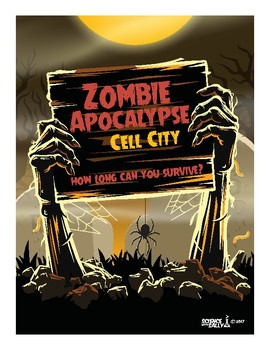 Zombie Apocalypse: Cell City