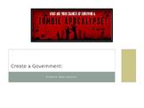 Zombie Apocalypse: Create a Government