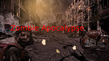 Zombie Apocalypse Creative Writing Lesson