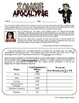 Zombie Apocalypse -- Input-Output Tables STEM Project / Safety Plan