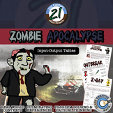 Zombie Apocalypse -- Input-Output Tables - 21st Century Math Project