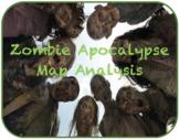 Zombie Apocalypse Map Analysis