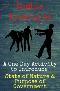 Zombie Apocalypse: State of Nature & Purpose of Laws