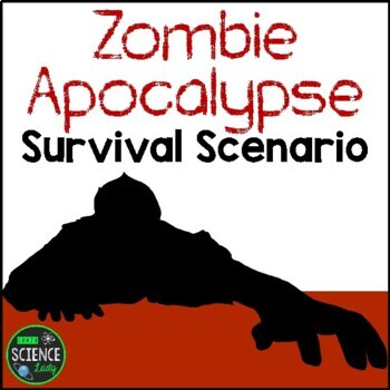 Zombie Apocalypse Survival: Back to School Activity