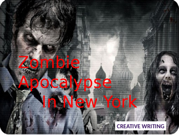 Zombie Apocalypse in New York
