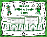 Zombie Build a Scale Game for fun and differentiation