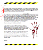 Zombie Claims and Evidence