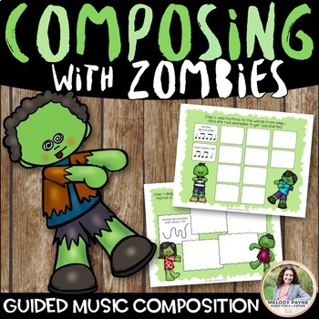 Zombie Composing: A Guided Music Composition Activity for Elementary Students