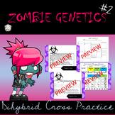 Zombie Genetics #2- Dihybrid Crosses