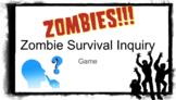 Zombie Grammar Game Unit