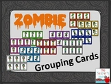 Zombie Grouping Cards