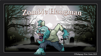 Zombie Hangman