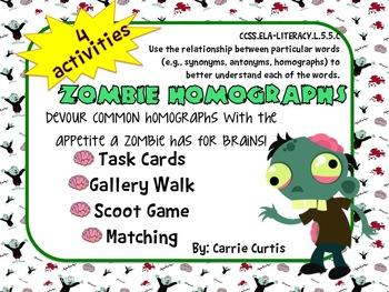 Zombie Homographs