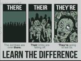 Zombie Homophones