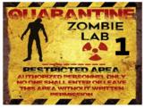 Zombie Lab Escape Room Team-building Challenge