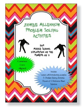 Zombie Millennium; Problem Solving Activities for Middle School