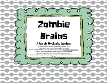 Zombie Multiples Review