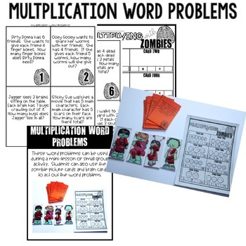Zombie Multiplication and Division