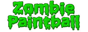 Zombie Paintball - Number Sequence Patterns (Playable at RoomRecess.com)