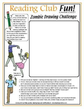 Zombie Puzzle Set