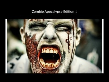 Zombie Review Game!