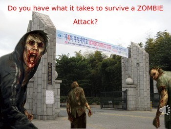 Zombie Social Studies