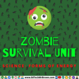 Zombie Survival Unit: Science Forms of Energy MELTS