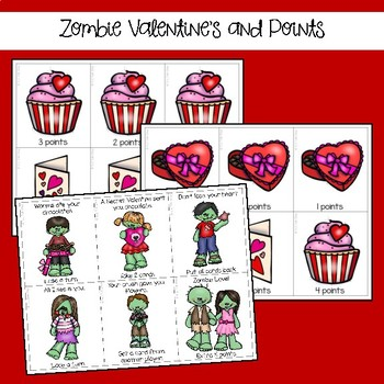Zombie Valentine's Day:  Open-Ended Games