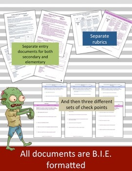 Zombies Invade the US: Learn Geography through disaster planning (PBL)