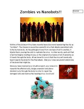 Zombies vs Nanobots!