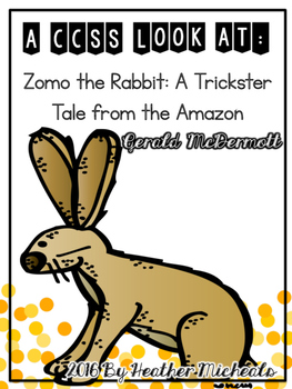 Zomo the Rabbit: A Trickster Tale from the Amazon